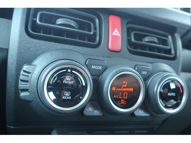 XL 4WD リフトアップ XC用16インチAW 社外フロントグリル 新品ジオランダー スズキセーフティーサポート シートヒーター オーディオレス ダウンヒルアシスト(32枚目)