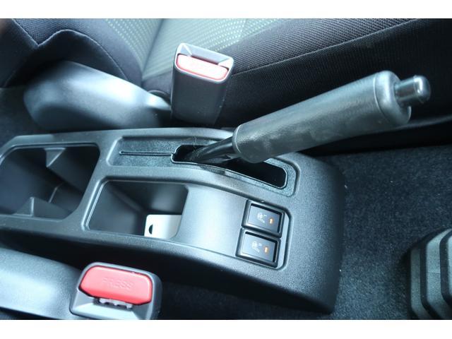 XL 4WD リフトアップ XC用16インチAW 社外フロントグリル 新品ジオランダー スズキセーフティーサポート シートヒーター オーディオレス ダウンヒルアシスト(37枚目)