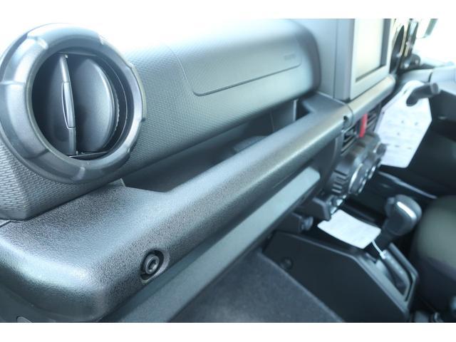 XL 4WD リフトアップ XC用16インチAW 社外フロントグリル 新品ジオランダー スズキセーフティーサポート シートヒーター オーディオレス ダウンヒルアシスト(44枚目)