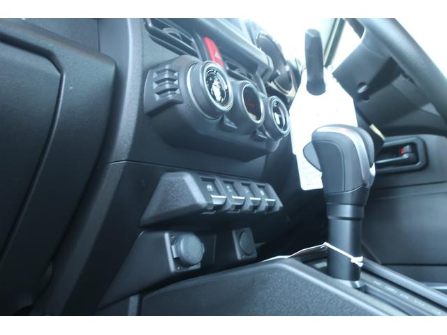 XL 4WD リフトアップ XC用16インチAW 社外フロントグリル 新品ジオランダー スズキセーフティーサポート シートヒーター オーディオレス ダウンヒルアシスト(46枚目)