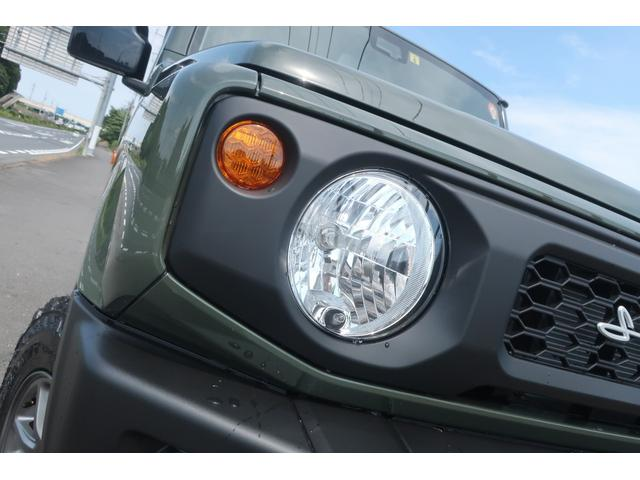 XL 4WD リフトアップ XC用16インチAW 社外フロントグリル 新品ジオランダー スズキセーフティーサポート シートヒーター オーディオレス ダウンヒルアシスト(48枚目)