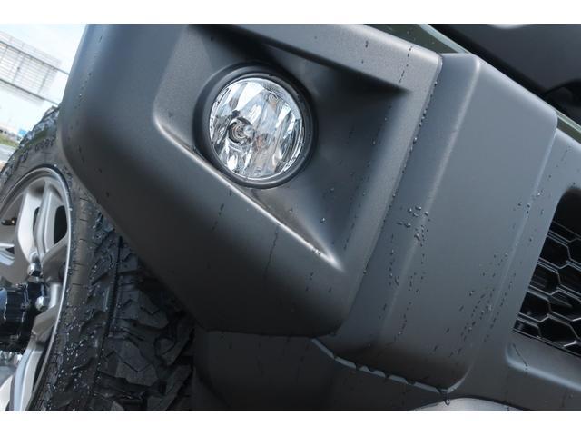 XL 4WD リフトアップ XC用16インチAW 社外フロントグリル 新品ジオランダー スズキセーフティーサポート シートヒーター オーディオレス ダウンヒルアシスト(49枚目)
