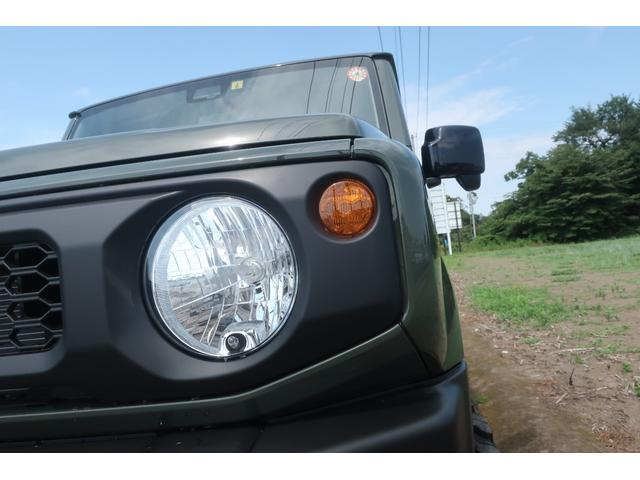 XL 4WD リフトアップ XC用16インチAW 社外フロントグリル 新品ジオランダー スズキセーフティーサポート シートヒーター オーディオレス ダウンヒルアシスト(51枚目)
