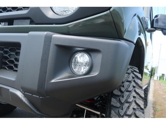 XL 4WD リフトアップ XC用16インチAW 社外フロントグリル 新品ジオランダー スズキセーフティーサポート シートヒーター オーディオレス ダウンヒルアシスト(52枚目)