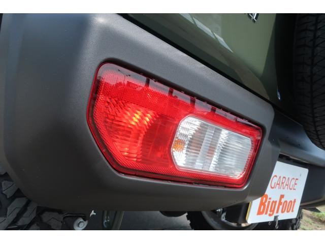 XL 4WD リフトアップ XC用16インチAW 社外フロントグリル 新品ジオランダー スズキセーフティーサポート シートヒーター オーディオレス ダウンヒルアシスト(56枚目)