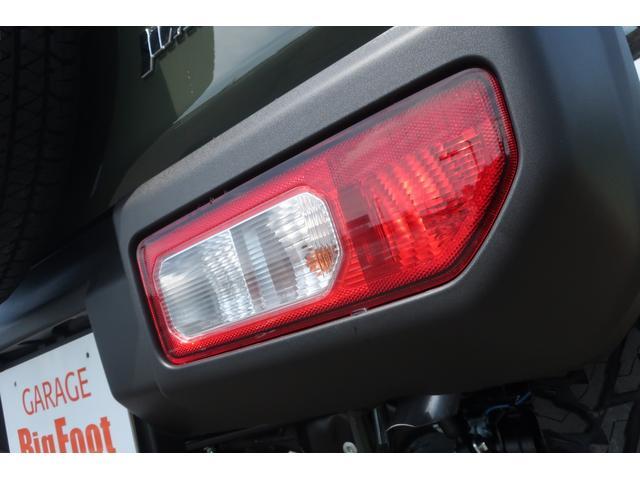 XL 4WD リフトアップ XC用16インチAW 社外フロントグリル 新品ジオランダー スズキセーフティーサポート シートヒーター オーディオレス ダウンヒルアシスト(58枚目)