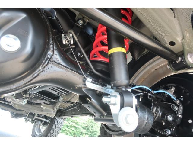 XL 4WD リフトアップ XC用16インチAW 社外フロントグリル 新品ジオランダー スズキセーフティーサポート シートヒーター オーディオレス ダウンヒルアシスト(75枚目)