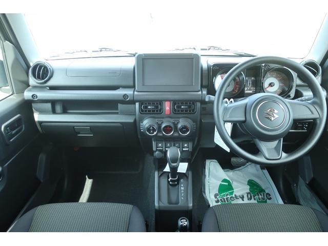 XL 4WD リフトアップ XC用16インチAW 社外フロントグリル 新品ジオランダー スズキセーフティーサポート シートヒーター オーディオレス ダウンヒルアシスト(80枚目)