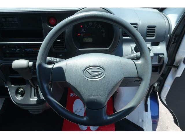 スペシャルクリーン パートタイム4WD 全塗装 社外14インチアルミ NANKANG M/Tタイヤ パワステ エアコン エアバッグ 集中ドアロック ドアバイザー ヘッドライトレベライザー 消火器 純正タイヤ4本付(20枚目)