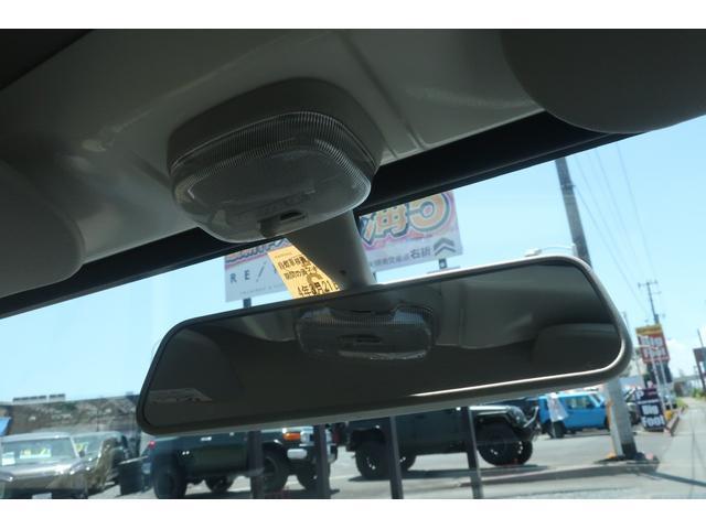 スペシャルクリーン パートタイム4WD 全塗装 社外14インチアルミ NANKANG M/Tタイヤ パワステ エアコン エアバッグ 集中ドアロック ドアバイザー ヘッドライトレベライザー 消火器 純正タイヤ4本付(32枚目)