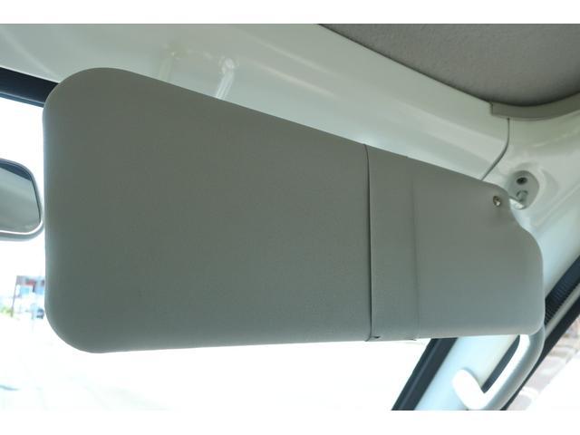 スペシャルクリーン パートタイム4WD 全塗装 社外14インチアルミ NANKANG M/Tタイヤ パワステ エアコン エアバッグ 集中ドアロック ドアバイザー ヘッドライトレベライザー 消火器 純正タイヤ4本付(33枚目)