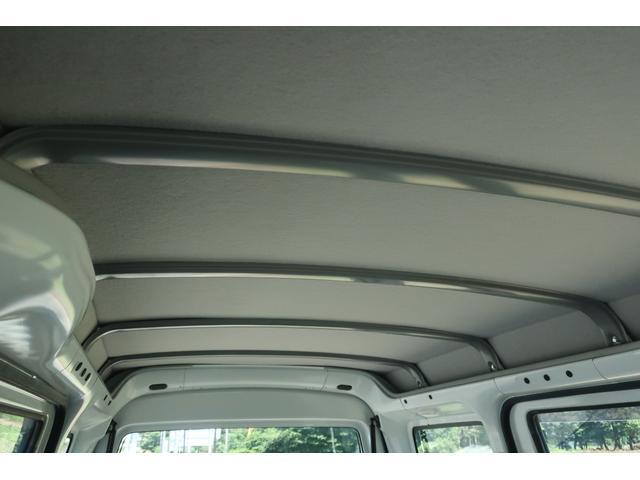 スペシャルクリーン パートタイム4WD 全塗装 社外14インチアルミ NANKANG M/Tタイヤ パワステ エアコン エアバッグ 集中ドアロック ドアバイザー ヘッドライトレベライザー 消火器 純正タイヤ4本付(35枚目)