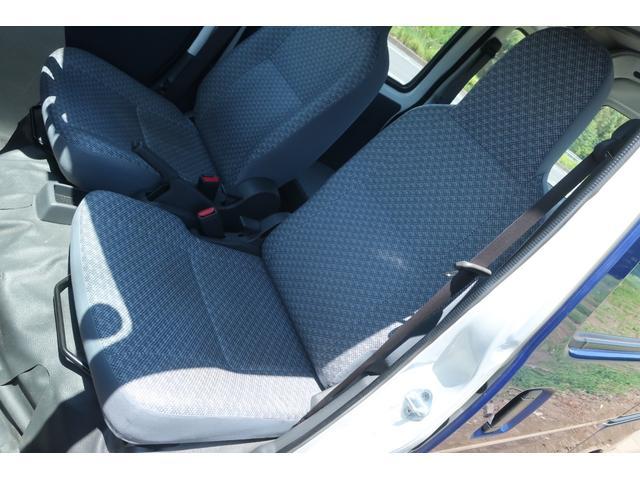 スペシャルクリーン パートタイム4WD 全塗装 社外14インチアルミ NANKANG M/Tタイヤ パワステ エアコン エアバッグ 集中ドアロック ドアバイザー ヘッドライトレベライザー 消火器 純正タイヤ4本付(38枚目)
