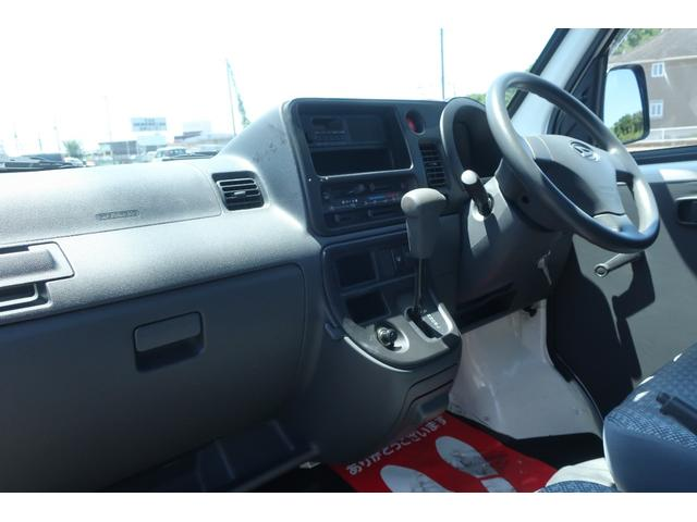 スペシャルクリーン パートタイム4WD 全塗装 社外14インチアルミ NANKANG M/Tタイヤ パワステ エアコン エアバッグ 集中ドアロック ドアバイザー ヘッドライトレベライザー 消火器 純正タイヤ4本付(41枚目)