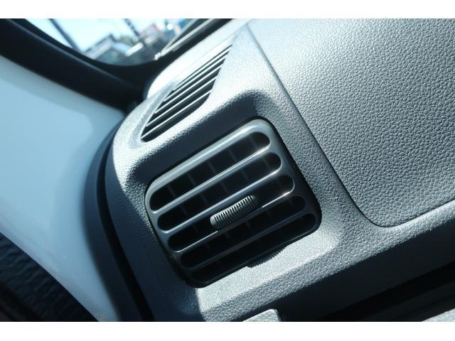 スペシャルクリーン パートタイム4WD 全塗装 社外14インチアルミ NANKANG M/Tタイヤ パワステ エアコン エアバッグ 集中ドアロック ドアバイザー ヘッドライトレベライザー 消火器 純正タイヤ4本付(42枚目)