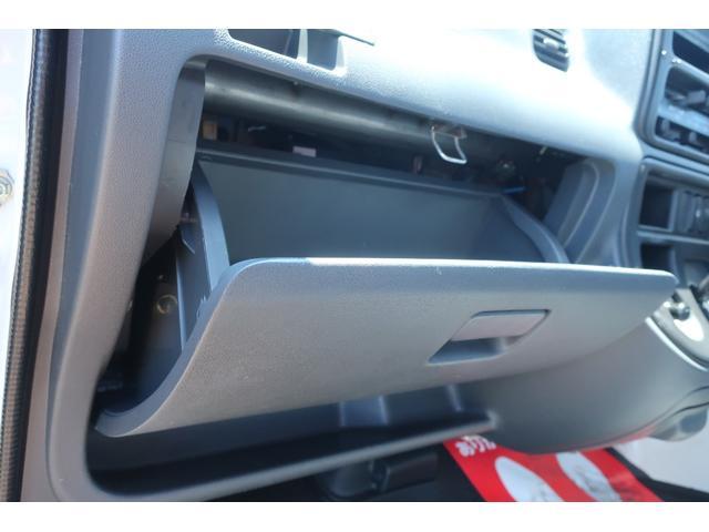 スペシャルクリーン パートタイム4WD 全塗装 社外14インチアルミ NANKANG M/Tタイヤ パワステ エアコン エアバッグ 集中ドアロック ドアバイザー ヘッドライトレベライザー 消火器 純正タイヤ4本付(45枚目)