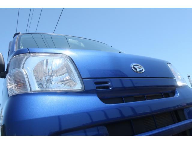 スペシャルクリーン パートタイム4WD 全塗装 社外14インチアルミ NANKANG M/Tタイヤ パワステ エアコン エアバッグ 集中ドアロック ドアバイザー ヘッドライトレベライザー 消火器 純正タイヤ4本付(59枚目)