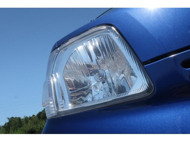 スペシャルクリーン パートタイム4WD 全塗装 社外14インチアルミ NANKANG M/Tタイヤ パワステ エアコン エアバッグ 集中ドアロック ドアバイザー ヘッドライトレベライザー 消火器 純正タイヤ4本付(62枚目)