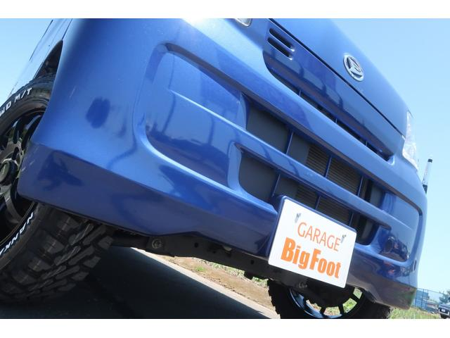 スペシャルクリーン パートタイム4WD 全塗装 社外14インチアルミ NANKANG M/Tタイヤ パワステ エアコン エアバッグ 集中ドアロック ドアバイザー ヘッドライトレベライザー 消火器 純正タイヤ4本付(63枚目)