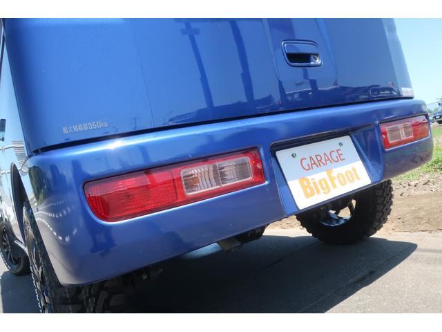 スペシャルクリーン パートタイム4WD 全塗装 社外14インチアルミ NANKANG M/Tタイヤ パワステ エアコン エアバッグ 集中ドアロック ドアバイザー ヘッドライトレベライザー 消火器 純正タイヤ4本付(68枚目)