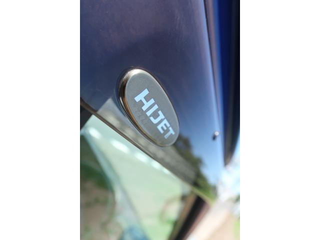 スペシャルクリーン パートタイム4WD 全塗装 社外14インチアルミ NANKANG M/Tタイヤ パワステ エアコン エアバッグ 集中ドアロック ドアバイザー ヘッドライトレベライザー 消火器 純正タイヤ4本付(71枚目)