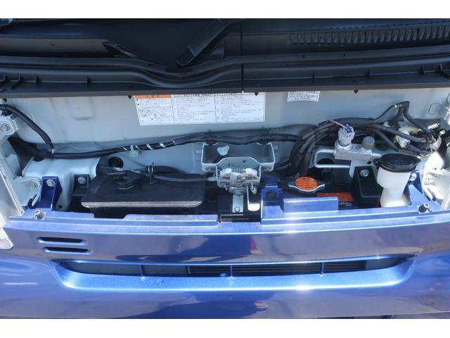 スペシャルクリーン パートタイム4WD 全塗装 社外14インチアルミ NANKANG M/Tタイヤ パワステ エアコン エアバッグ 集中ドアロック ドアバイザー ヘッドライトレベライザー 消火器 純正タイヤ4本付(74枚目)