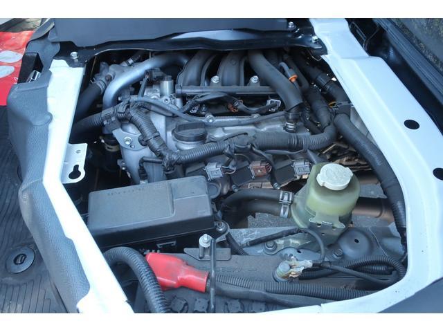 スペシャルクリーン パートタイム4WD 全塗装 社外14インチアルミ NANKANG M/Tタイヤ パワステ エアコン エアバッグ 集中ドアロック ドアバイザー ヘッドライトレベライザー 消火器 純正タイヤ4本付(79枚目)