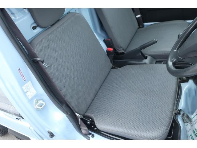 スタンダード 4WD あおりガード 荷台マット TOYOオープンカントリーRTタイヤ エアコン パワステ 三方開き純正フロアマット ドアバイザー(11枚目)