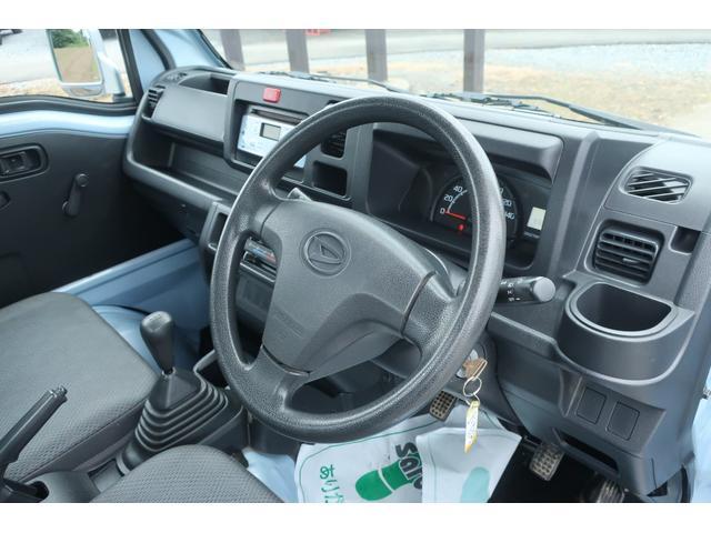 スタンダード 4WD あおりガード 荷台マット TOYOオープンカントリーRTタイヤ エアコン パワステ 三方開き純正フロアマット ドアバイザー(21枚目)