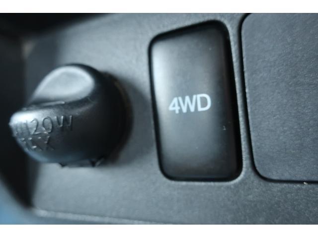 スタンダード 4WD あおりガード 荷台マット TOYOオープンカントリーRTタイヤ エアコン パワステ 三方開き純正フロアマット ドアバイザー(34枚目)