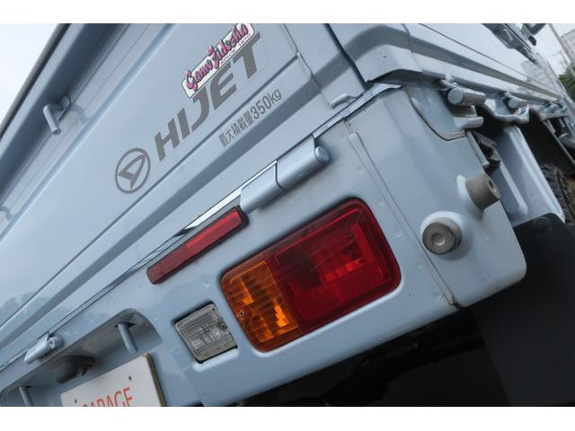 スタンダード 4WD あおりガード 荷台マット TOYOオープンカントリーRTタイヤ エアコン パワステ 三方開き純正フロアマット ドアバイザー(59枚目)