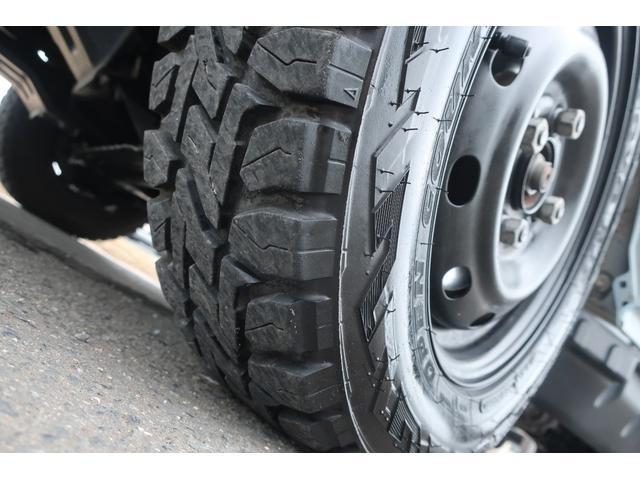 スタンダード 4WD あおりガード 荷台マット TOYOオープンカントリーRTタイヤ エアコン パワステ 三方開き純正フロアマット ドアバイザー(76枚目)