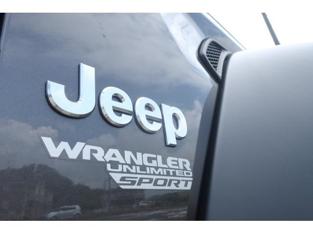スポーツ 4WD RUBICONタイプFRバンパー ROUGHCOUNTRY3.5INリフトアップKIT FUEL17インチAW ジオランダー サイドロックスライダー 50INLEDバー 純正アップルプレイ(64枚目)
