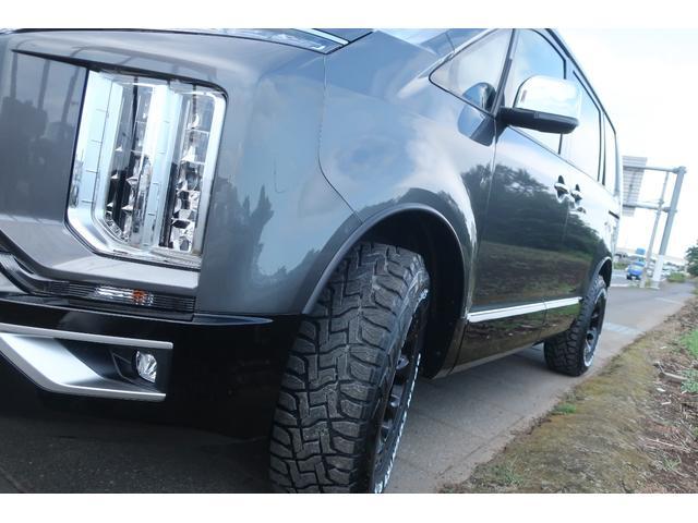 P 4WD XETRIME16インチAW 新品オープンカントリーRTタイヤ 両側電動スライドドア パワーバックドア アラウンドビューモニター KENWOODナビ シートヒーター ステアリングヒーター(65枚目)