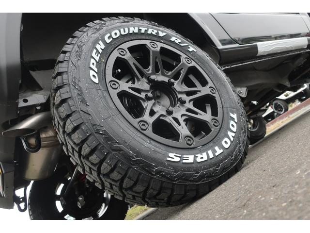 XC 4WD リフトアップ 新品16インチアルミ 新品オープンカントリーRTタイヤ 届出済未使用車 LEDライト レーンアシスト ダウンヒルアシスト クルーズコントロール シートヒーター オーディオレス(8枚目)
