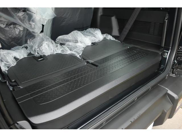 XC 4WD リフトアップ 新品16インチアルミ 新品オープンカントリーRTタイヤ 届出済未使用車 LEDライト レーンアシスト ダウンヒルアシスト クルーズコントロール シートヒーター オーディオレス(17枚目)