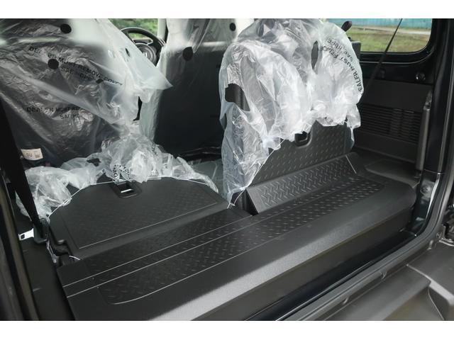 XC 4WD リフトアップ 新品16インチアルミ 新品オープンカントリーRTタイヤ 届出済未使用車 LEDライト レーンアシスト ダウンヒルアシスト クルーズコントロール シートヒーター オーディオレス(18枚目)