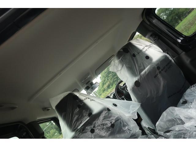 XC 4WD リフトアップ 新品16インチアルミ 新品オープンカントリーRTタイヤ 届出済未使用車 LEDライト レーンアシスト ダウンヒルアシスト クルーズコントロール シートヒーター オーディオレス(20枚目)