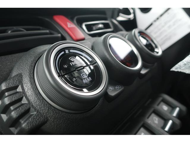 XC 4WD リフトアップ 新品16インチアルミ 新品オープンカントリーRTタイヤ 届出済未使用車 LEDライト レーンアシスト ダウンヒルアシスト クルーズコントロール シートヒーター オーディオレス(30枚目)