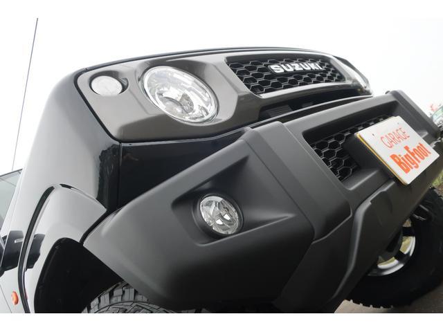 XC 4WD リフトアップ 新品16インチアルミ 新品オープンカントリーRTタイヤ 届出済未使用車 LEDライト レーンアシスト ダウンヒルアシスト クルーズコントロール シートヒーター オーディオレス(48枚目)