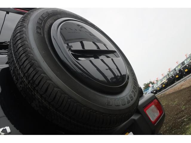 XC 4WD リフトアップ 新品16インチアルミ 新品オープンカントリーRTタイヤ 届出済未使用車 LEDライト レーンアシスト ダウンヒルアシスト クルーズコントロール シートヒーター オーディオレス(56枚目)