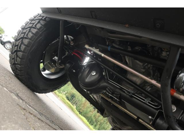 XC 4WD リフトアップ 新品16インチアルミ 新品オープンカントリーRTタイヤ 届出済未使用車 LEDライト レーンアシスト ダウンヒルアシスト クルーズコントロール シートヒーター オーディオレス(72枚目)