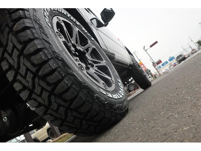 XC 4WD リフトアップ 新品16インチアルミ 新品オープンカントリーRTタイヤ 届出済未使用車 LEDライト レーンアシスト ダウンヒルアシスト クルーズコントロール シートヒーター オーディオレス(77枚目)