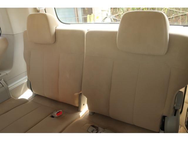 G プレミアム 4WD 社外16INアルミ BFグッドリッチ 純正大型フォグランプ ロックフォードサウンドシステム HDDナビ ETC HIDヘッドライト クルーズコントロール 両側電動スライドドア パワーバックドア(26枚目)