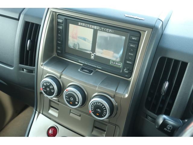 G プレミアム 4WD 社外16INアルミ BFグッドリッチ 純正大型フォグランプ ロックフォードサウンドシステム HDDナビ ETC HIDヘッドライト クルーズコントロール 両側電動スライドドア パワーバックドア(43枚目)