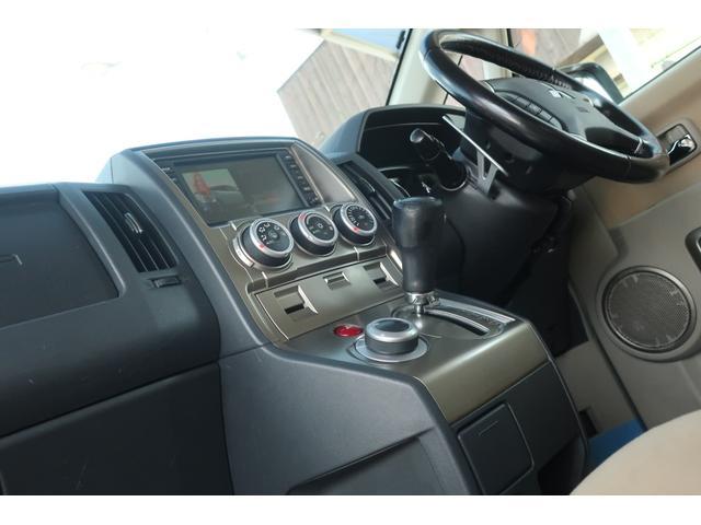 G プレミアム 4WD 社外16INアルミ BFグッドリッチ 純正大型フォグランプ ロックフォードサウンドシステム HDDナビ ETC HIDヘッドライト クルーズコントロール 両側電動スライドドア パワーバックドア(57枚目)