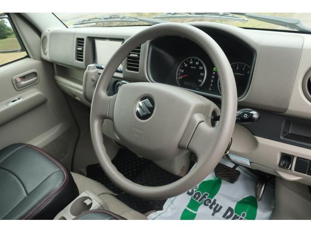 ジョインターボ 4WD 社外HDDナビ 地デジ ETC 社外14インチアルミホイール 新品MUDSTAR A/Tタイヤ クラッツィオシートカバー 両側スライドドア キーレス ヘッドライトレベライザー 純正ゴムマット(9枚目)