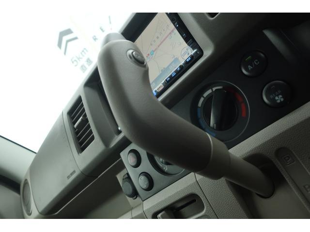 ジョインターボ 4WD 社外HDDナビ 地デジ ETC 社外14インチアルミホイール 新品MUDSTAR A/Tタイヤ クラッツィオシートカバー 両側スライドドア キーレス ヘッドライトレベライザー 純正ゴムマット(20枚目)