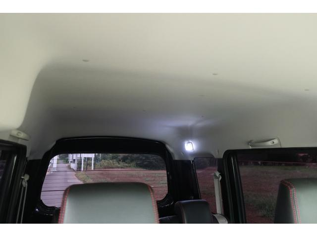 ジョインターボ 4WD 社外HDDナビ 地デジ ETC 社外14インチアルミホイール 新品MUDSTAR A/Tタイヤ クラッツィオシートカバー 両側スライドドア キーレス ヘッドライトレベライザー 純正ゴムマット(32枚目)