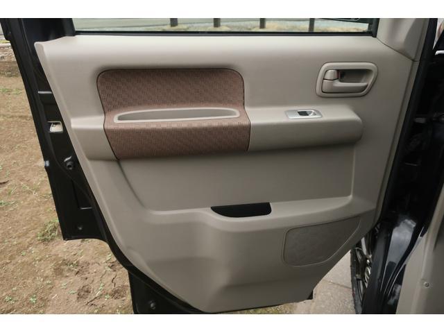 ジョインターボ 4WD 社外HDDナビ 地デジ ETC 社外14インチアルミホイール 新品MUDSTAR A/Tタイヤ クラッツィオシートカバー 両側スライドドア キーレス ヘッドライトレベライザー 純正ゴムマット(34枚目)